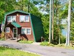 3 bdr house overlooking Lake Cumberland tributary