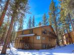 Spacious Lake Village Condo with Forest Views ~ RA845