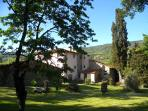 Villa in the countryside just 25 km from Florence