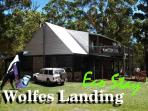 Wolfes Landing Eco Stay  (Nature Retreat)