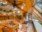 5 Star, Spacious, Private, Western Lodge in Coal Creek Canyon