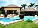 Casa De Campo Villa 81 Faces East With The Dye Fore Golf Course And A Little Sea View.