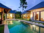 Villa Iris  2 br with pool - Seminyak Luxury Villa