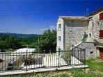 Attractive holiday house for 5 persons, with swimming pool , in Livade