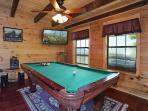Fully Equipped Game Room with Xbox 360