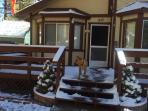 DOG FRIENDLY-Flying Bear Cabin A Pilot's Paradise!