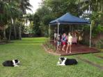 Red Ginger Bungalow-pet friendly holiday house..