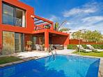 Holiday villa with private pool in Salobre Golf Resort