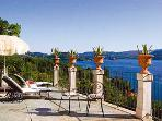 Villa L'Antica Colonia on Lake Orta: suite with terrace for 2 people