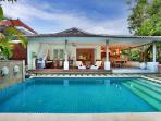 Villa Heliconia private luxury From $200 pn