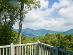 Mountain Top Cabin w/ Views - Private - Fire Pit - Hot Tub - Sleeps 12