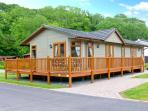 PEACE, family-friendly, detached lodge, close to beaches in Stepaside, Ref 27019