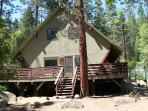 Family Cabin, 3D TV, Hot Tub! No Cleaning Fee.