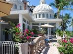 Luxury Beachfront Villa 4 or 5 Brs Lowest Rates