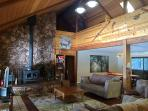 Spacious Mountain Home to Host Large Family/Group