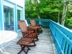 Fun, Relaxation & View - Deerfoot Lodge has it all