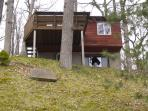 Cabin on all sports and excellent fishing Lake