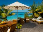 Villa Red Coral for a great beach holiday.