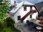 A nice apartment in Bovec with a view of the mountains