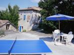 Secluded limestone villa, private pool  SW France!