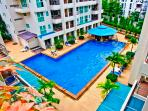 Poolside Charming Studio apartment in Patong beach