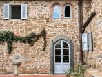 Tuscan villa overlooking 20 minutes from florence