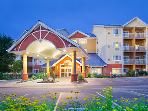 WATERPARKS - ODYSSEY DELLS - LUXURY - 2 BR - AMUSE