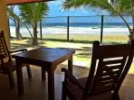 BEACHFRONT LUXURY ROOMS WITH BREAKFAST!
