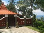 Charming Javanese Villa with Seaview