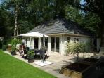 Holiday Home with sauna and cosy bar nearby Eindhoven and Tilburg in the South of Holland