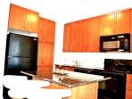 kitchen with all appliances!