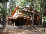 Beautiful Sierra Chalet  -by Arnold in Big Trees