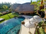 Villa Omah Padi - Panoramic private villa in Ubud