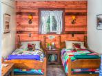 bunk house twin beds