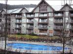 Short Walk to Blackcomb Base - Year Round On-Site Outdoor Pool & Hot Tub (4072)
