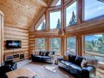 Awesome Log Cabin  Hot Tub,Ping Pong  Slps13  Wkday Special 3rd Night FREE