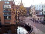 One bedroom with Views to Canal and Rijksmuseum