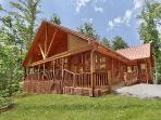 Sunburst - Gatlinburg Smoky Mountain Cabin