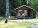 Harrison River Cabins & Full Service amenities