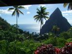 Jaco Pitons Villa | Away-from-it-all by the Pitons