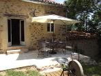 Jasmine Cottage in rural SW France
