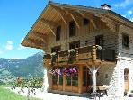 Unique Mountain Eco Chalet near Lake Geneva