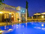 Executive family villa Elia with private pool