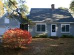 Wonderful Cape Style Brewster home with 3 bedrooms and 2.5 bathroom