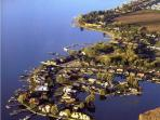 Kelowna Waterfront House with DOCK, 5 Bedrooms