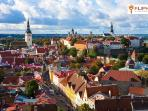 ***In The Heart of Tallinn City***