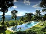 Arrighi part of a magnificent 11th century estate with staff & infinity pool