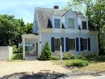 584 - BEAUTIFUL IN-TOWN EDGARTOWN HOUSE AND GUEST
