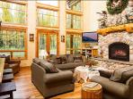 Expansive Mountain Home - Steps from the Snake River (6961)
