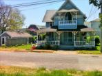 Classic Victorian Beach House with View 116942